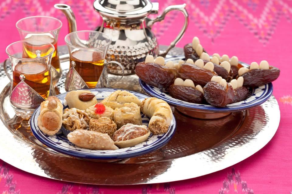 ceai Maroc