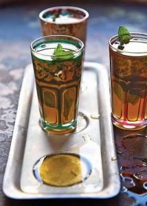 ceai de menta marocan