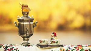ceai Rusia