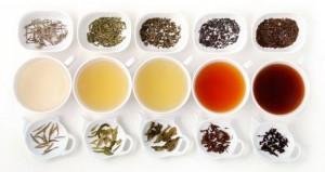 6 tipuri ceai