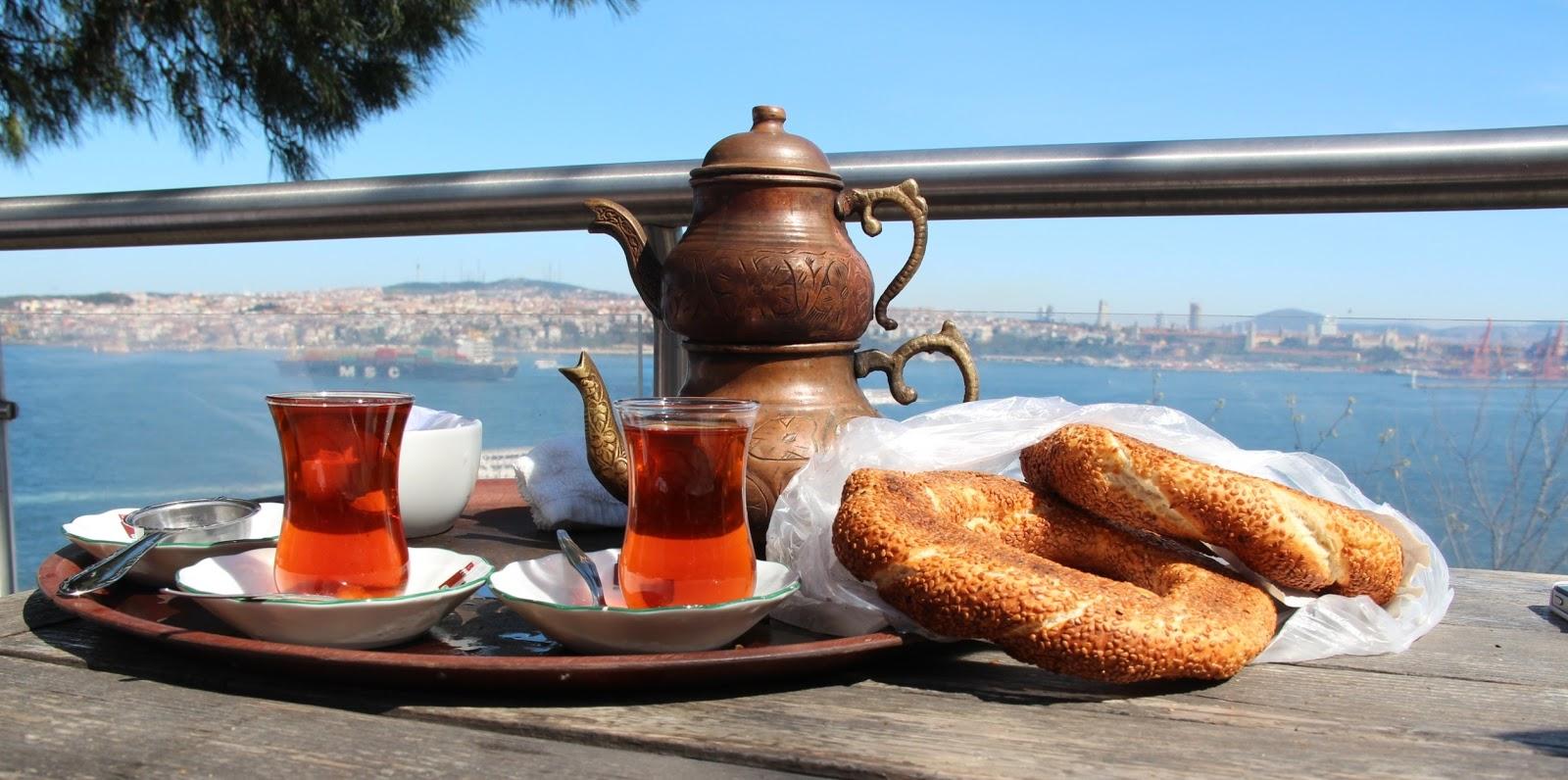 ceaiul turcesc