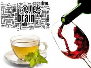 Alzheimers-red-wine-green-tea
