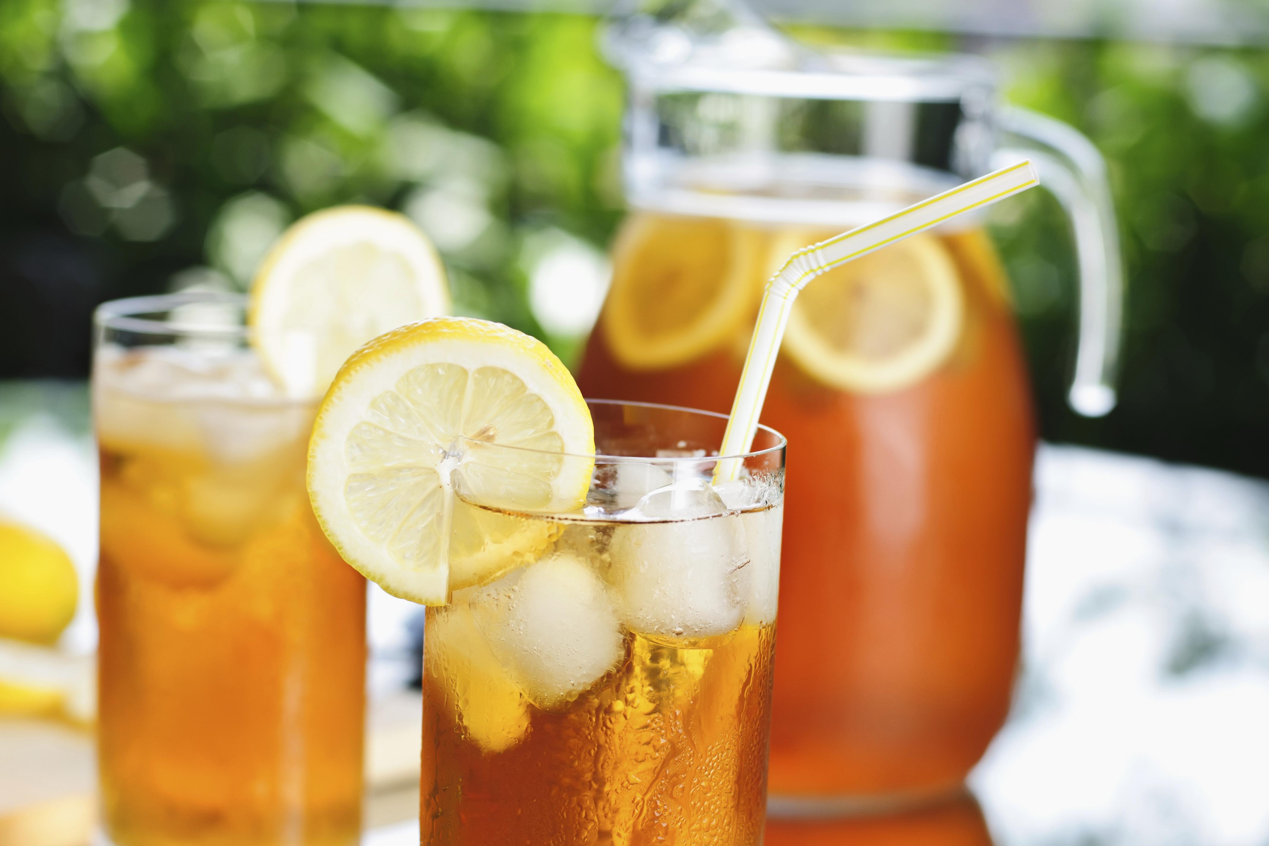 ice tea reteta